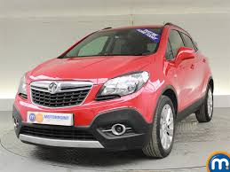 opel red used vauxhall mokka red for sale motors co uk