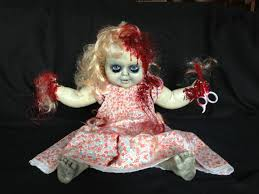 Scary Baby Doll Halloween Costume 103 Scary Wicked Dolls Images Halloween Stuff