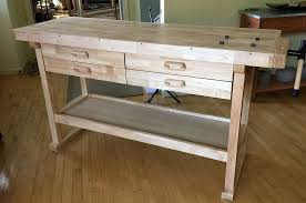 Ideas For Workbench With Drawers Design Workbench Rainydaymagazine