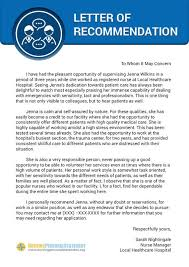 study abroad letter of recommendation sample that will show you