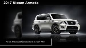 nissan armada 2017 cost 2017 nissan armada makes a big impression youtube