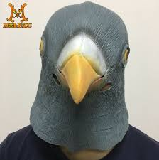 wholesale rubber animal masks online buy best rubber animal