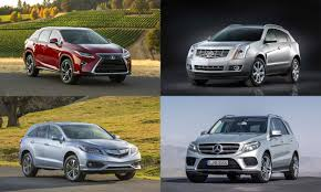 lexus gx vs acura rdx best selling luxury suvs in america autonxt
