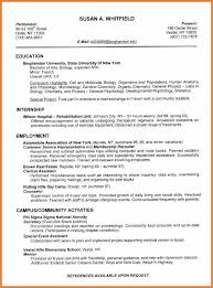 generic resume template uxhandy com