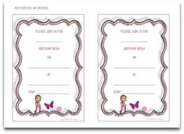 invitation cards make your own invitations