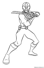 blue power ranger coloring pages on blue images free download