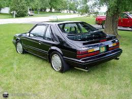 1986 mustang gt specs 1986 ford mustang svo id 5409