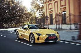 manhattan lexus review 2018 lexus lc 500 prototype review don u0027t call it boring wsj