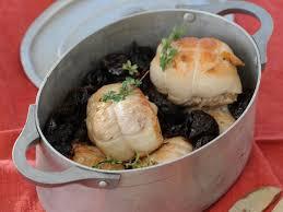 cuisine paupiette de veau paupiette de veau aux pruneaux facile recette sur cuisine actuelle