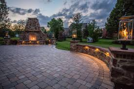 Outdoor Gas Torch Lighting Patios Photo Gallery