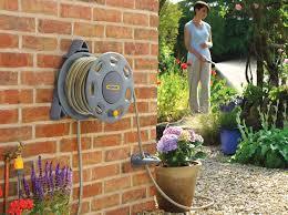 best wall mounted hose reel hose reels hozelock