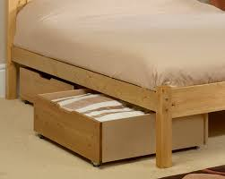 smart full size bed with storage drawers underneath bedroom ideas