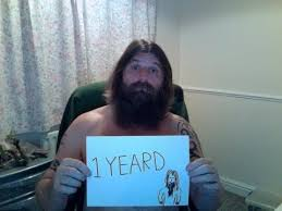 pictures of hair cut for year year of the beard 365 days no shave or hair cut the mighty yeard