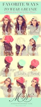 what type of hairstyles are they wearing in trinidad cute ways to wear a beanie easy fall winter hairstyles hair