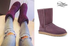 ugg sale on instagram thorne purple ugg boots style