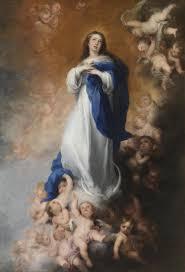 robe de mariã e original immaculate conception