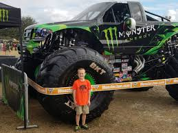 the first grave digger monster truck dream comes true thanks to grave digger driver wtsp com