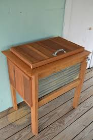 Patio Furniture Made With Pallets - best 20 cooler stand ideas on pinterest pallet cooler patio