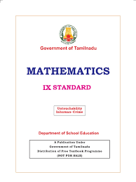 samaseer kalvi maths 9th std numbers set mathematics