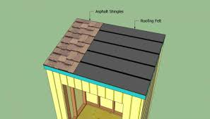 How To Build A Lean To Shed Plans by How To Build A Slanted Shed Roof Without A Lot Of Effort