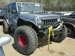 wrecked jeep wrangler for sale auto auction ended on vin 1c4bjwfg8dl533683 2013 jeep wrangler in