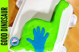how to make the good dinosaur cake pinch of luck youtube