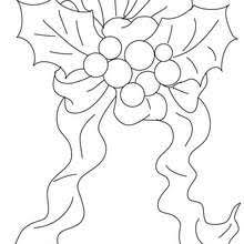 christmas garland coloring pages 15 free christmas printables