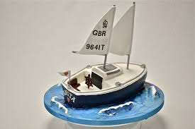 boat cake topper sailing boat cake celebration cakes cakeology