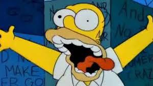 Simpsons Treehouse Of Horror All Episodes - the simpsons u0027 shining parody made homer u0027s alcoholism tv addiction