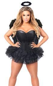 Corset Halloween Costumes Size Halloween Costumes Sizes Size Angel Costumes