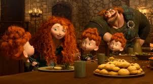 red haired merida worthy disney princess brave disney