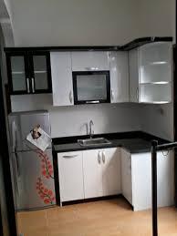 Kitchen Set Minimalis Hitam Putih 25 Model Dapur Kecil Minimalis Dan Sederhana Terbaik Info Dapur
