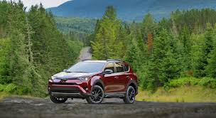 toyota rav4 v6 towing capacity chicago 2017 the toyota rav4 adventure is code for towing package
