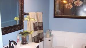 blue and brown bathroom ideas new blue the awesome blue and brown bathroom decorating ideas