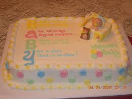 baby shower cakes for unknown gender baby shower cake by party