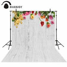wedding backdrop board allenjoy photo backdrops tulip white board wedding party