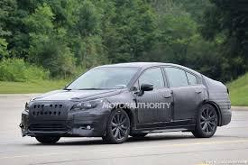 subaru sedan legacy 2015 subaru legacy spy shots