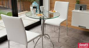 Glass Kitchen Tables by Glass Kitchen Tables Best Tables
