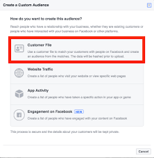 facebook ads custom audiences everything you need to know