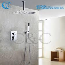 Shower Shower Plumbing Fixtures Complete Kits Venting Bathroom Fixtures Calgary