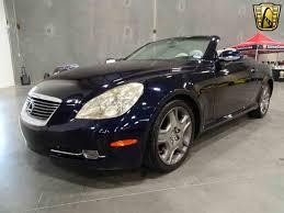 2007 lexus sc400 for sale classiccars com cc 979931