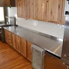 Home Depot Kitchen Countertops Modern Kitchen With Stainless Steel Countertops The 1st Kitchen