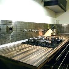 credence autocollant cuisine carrelage mural mosaique cuisine autocollant mural vinyle