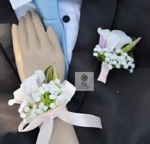 wrist corsage supplies compare prices on wedding corsages online shopping buy low price