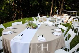 rent white chairs for wedding backyard wedding bliss southern events party rental company