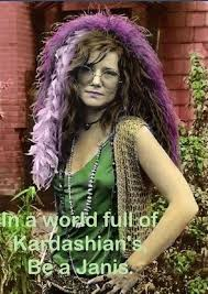 Hippie Woman Meme - happy birthday meme for women gif janis joplin pinterest