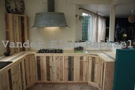 kitchen cabinets made out of pallet wood kitchen makeover with recycled pallets 1001 pallets