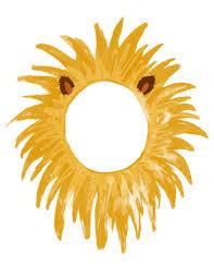 lion mask for kids stella mccartney kids lorna scobie illustration