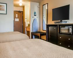 econolodge silver city double room