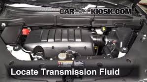 gmc acadia check engine light transmission fluid leak fix 2007 2016 gmc acadia 2012 gmc acadia